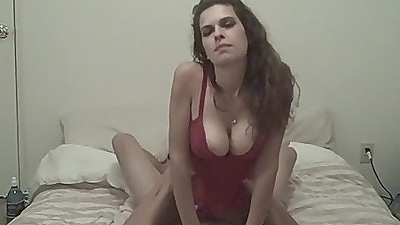 This girlfriend slut just screams for more