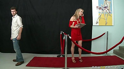 Carolyn gets fuck uped for a certain wrong doing