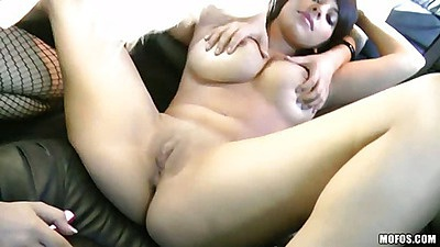 Close up lesbian pussy licking and ass touching