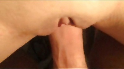 Close up shaved pussy pov penetration and cumshot