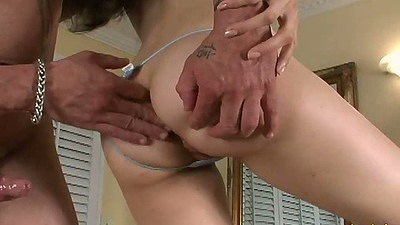 Teen ass hottie Sasha Grey anal sex with ass to mouth she is the best