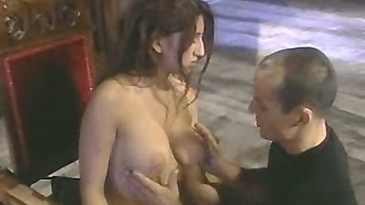 Classic porn fix with Melody fingered