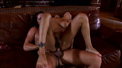 Reverse cowgirl latina fuck from Alexis Amore
