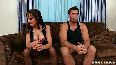 Medium tits Cytherea wants to squirt