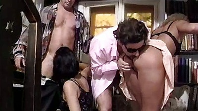 Group euro orgie with french sluts