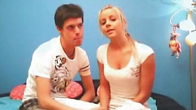 Blonde amateur teen that speaks french stripped naked
