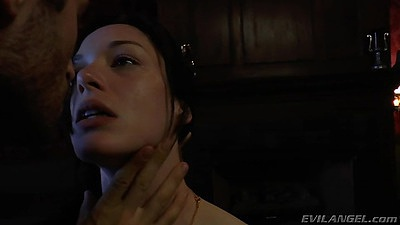 Rough sex with Stoya getting used as sex device